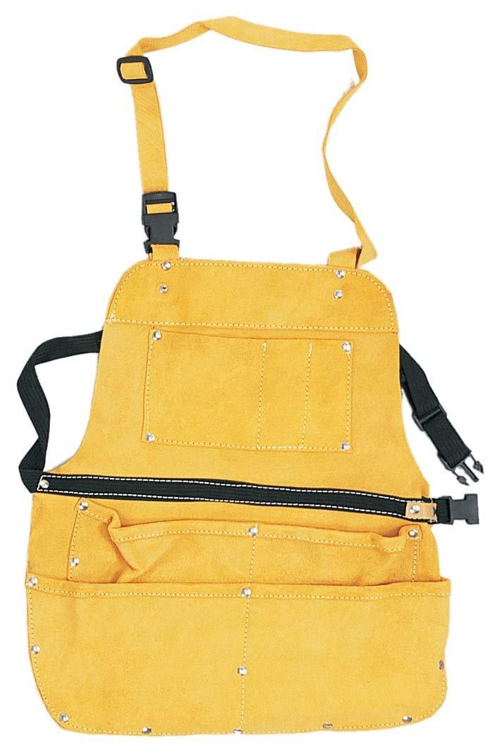 7-pocket Leather Apron