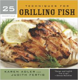 25 Essentials- Techniques for Grilling Fish