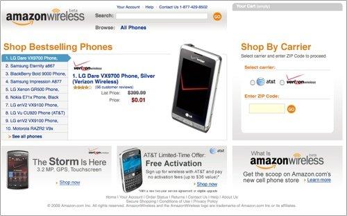 AmazonWireless Launch