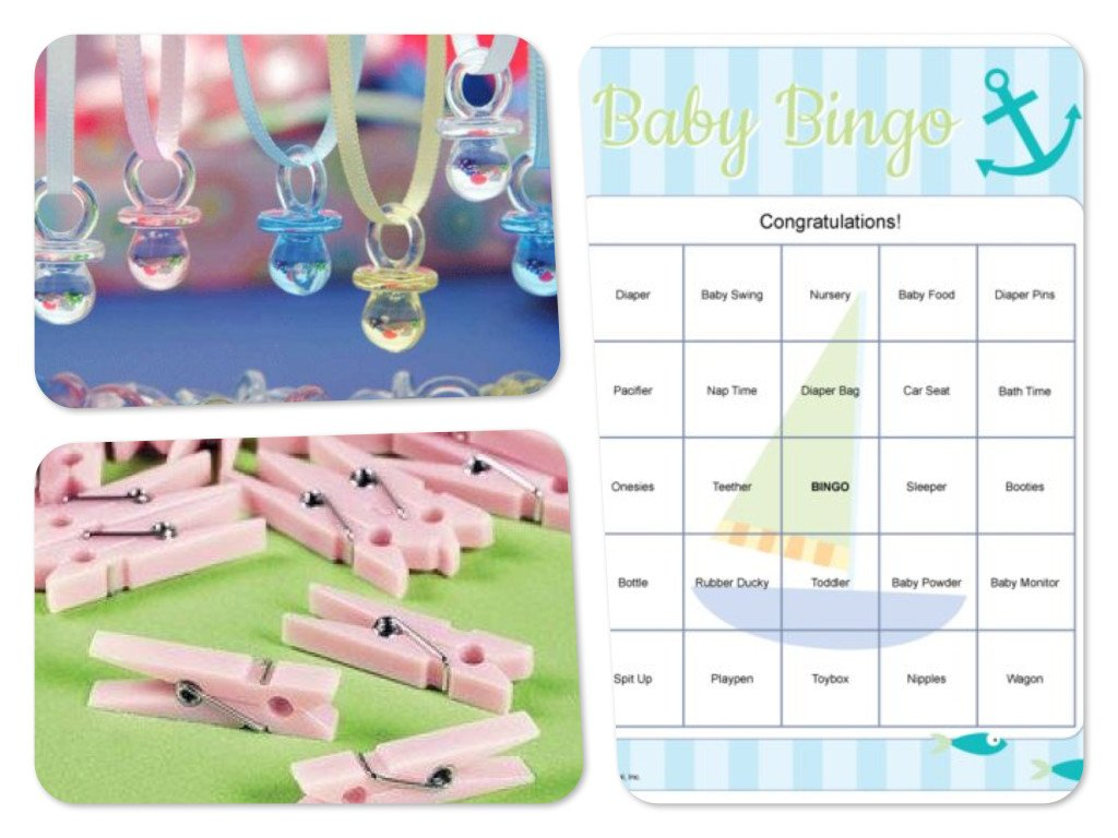 Baby shower activities game ideas prizes baby shower for Baby decoration games