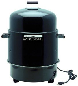 Brinkmann Smoke-N-Grill Charcoal Smoker and Grill