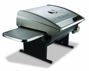 Cuisinart All-Foods Portable Outdoor Tabletop Propane Gas Grill