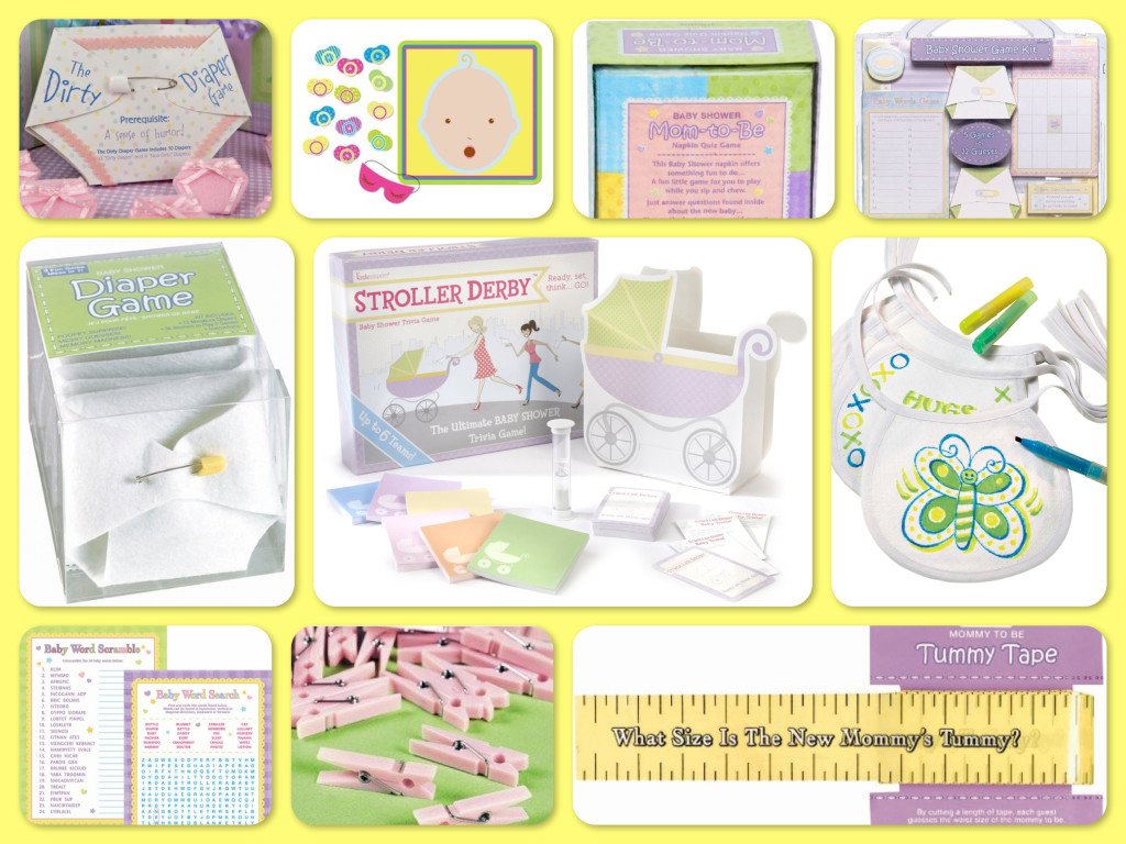 Prizes for baby shower for Bathroom designs games