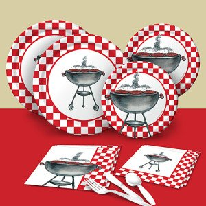 Grillin' Classic Basic Party Pack