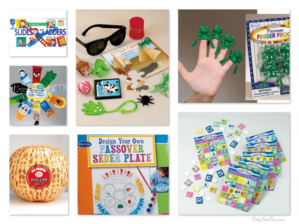 Passover Games & Activities