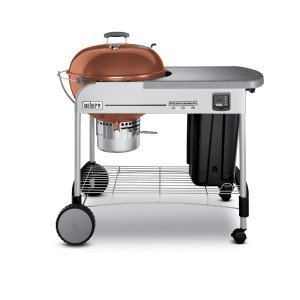Weber Copper Charcoal Grill
