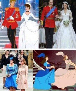 Disney Planned Royal Wedding