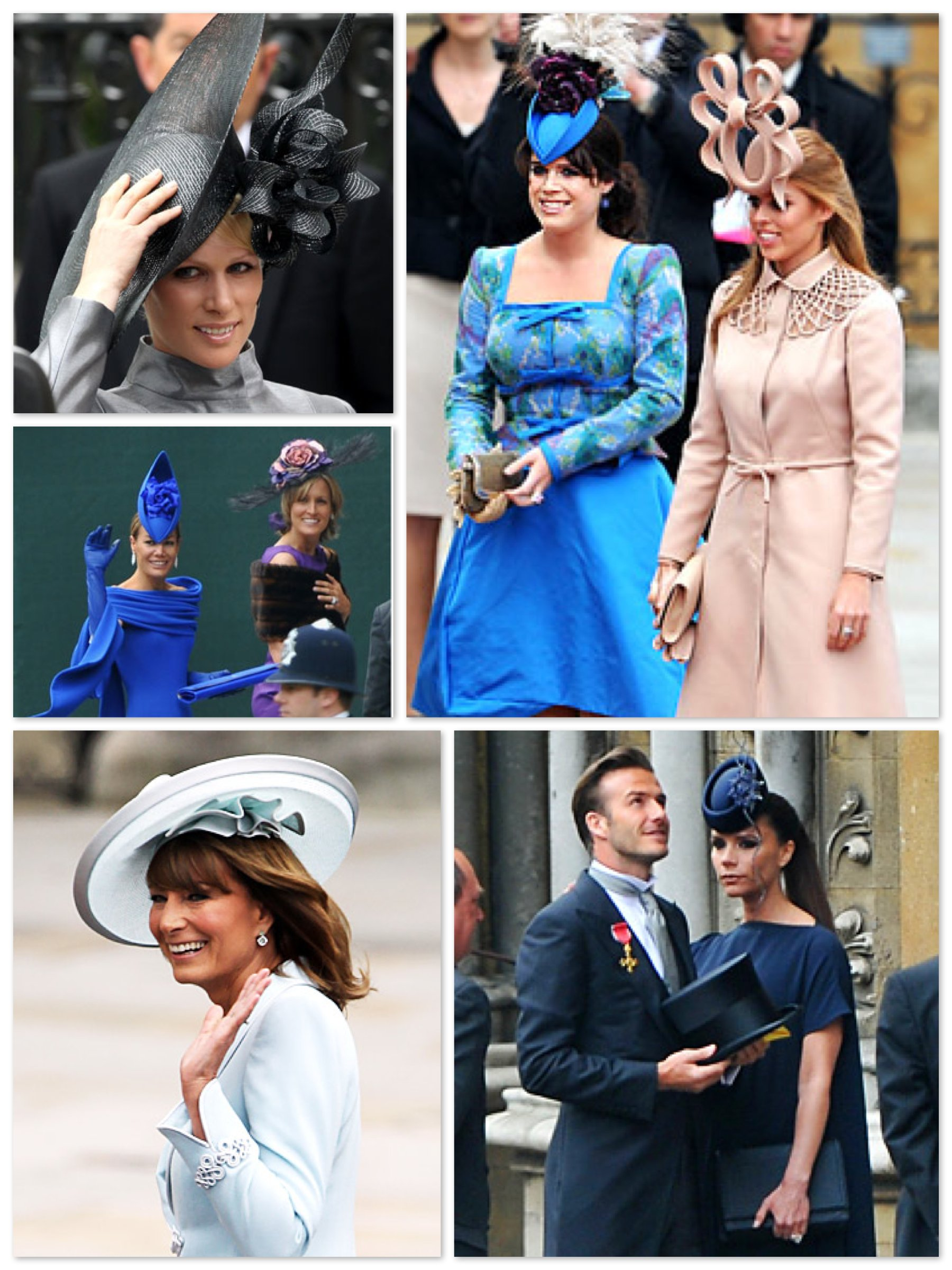 Royal Wedding Fascinators
