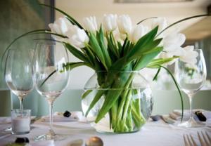British Royal Wedding Party Ideas, flowers