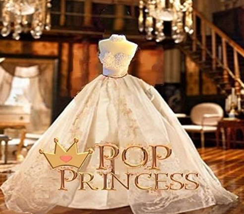 Chocolate Lollipop Princess Centerpiece, British Royal Wedding Party Ideas