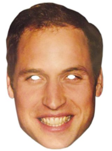 Prince William Mask,