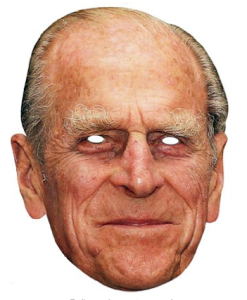Prince Philip Mask
