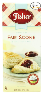 Scone and Shortcake Mix