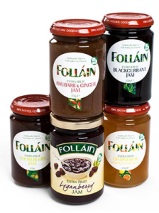 Follain Irish Jams