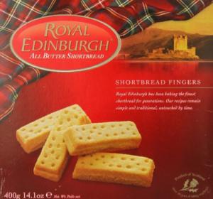 Royal Edinburgh Shortbread Fingers