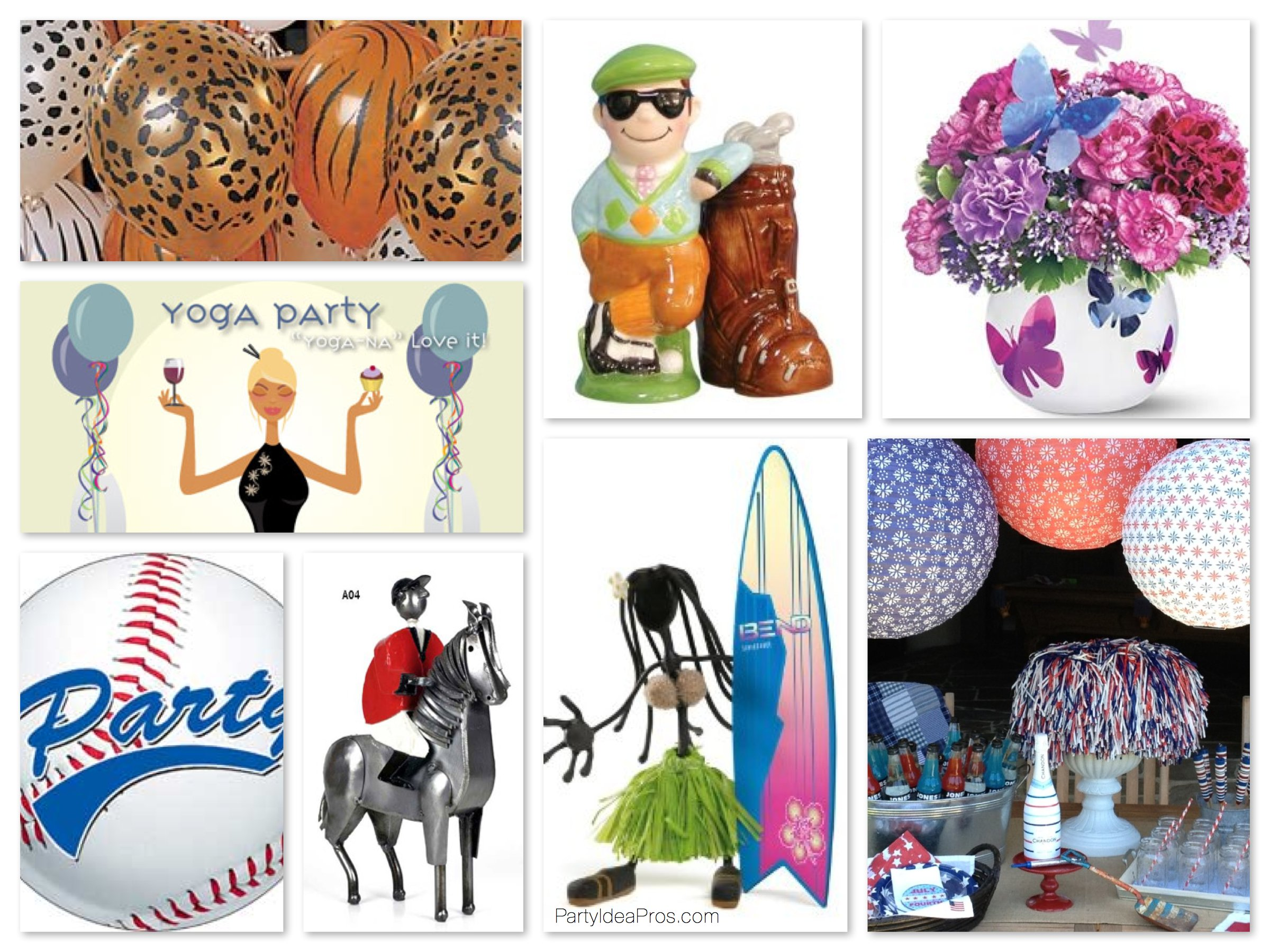 Top 10 Summer Party Theme Ideas