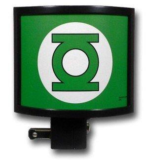 Green Lantern Symbol Nite Lite