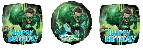 Green Lantern Party Supplies