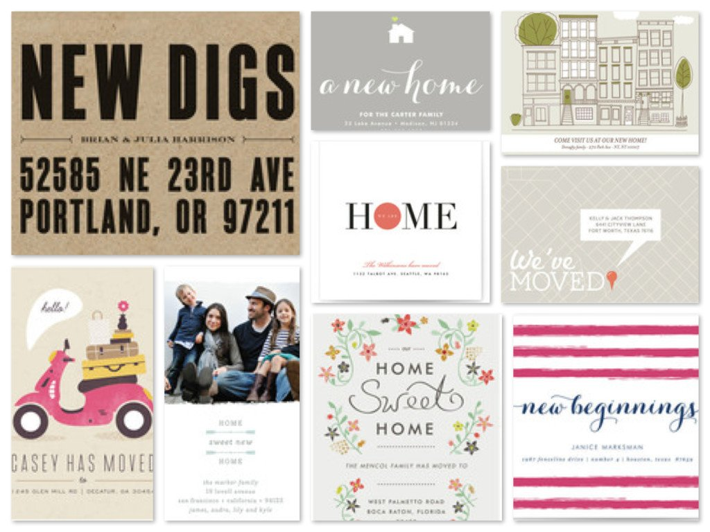 Moving announcements from Minted