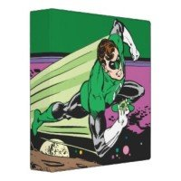 green lantern in space binders