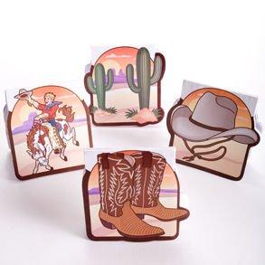 Cowboy Notepads