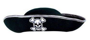 Felt Child's Pirate Hat