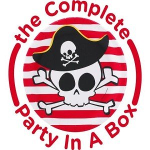 Little Buccaneer Party in a Box