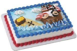 Little Pirates Cake Kit