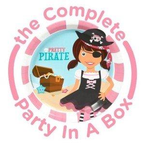 Pretty Pirates Party in a Box