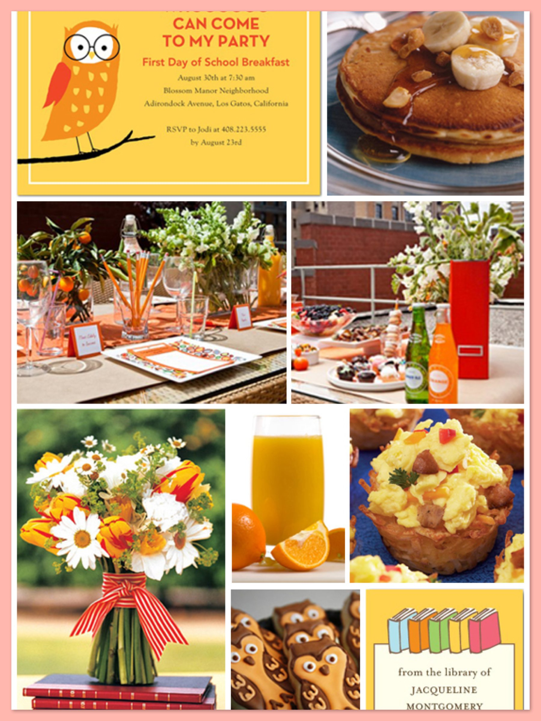 owl theme party back to school breakfast inspiration ideas owl theme party back to school breakfast inspiration ideas partyideapros com
