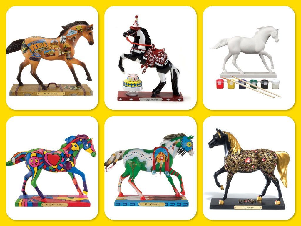 Trail of Painted Ponies - The Perfect Gift for Horse Lovers