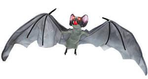 Animated Light Up Bat