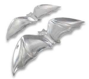 Bat Aluminum Candy Bowls