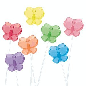 Butterfly Lollipops