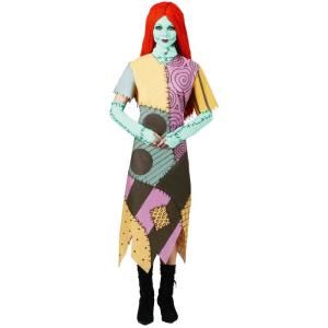 Christmas Sally Adult Costume