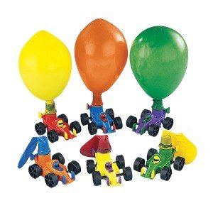 Classic Balloon Racers