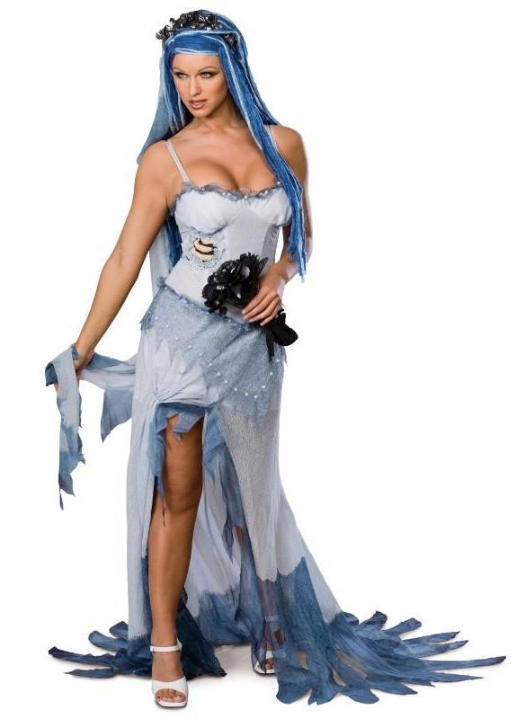 Corpse Bride Sexy Adult Costume