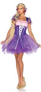 Disney Rapunzel Women's Costume