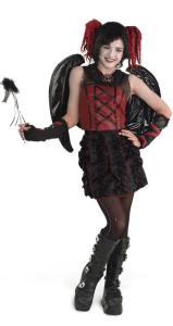 Goth Fairy Teen Costumes