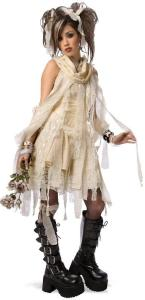 Gothic Mummy Child:Teen Costumes