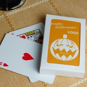 Halloween Playing Cards