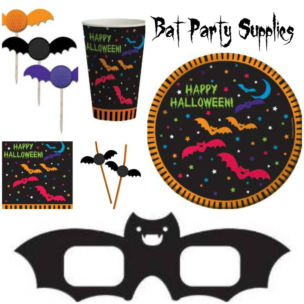 Halloween Bat Party Supplies, Halloween in the Classroom
