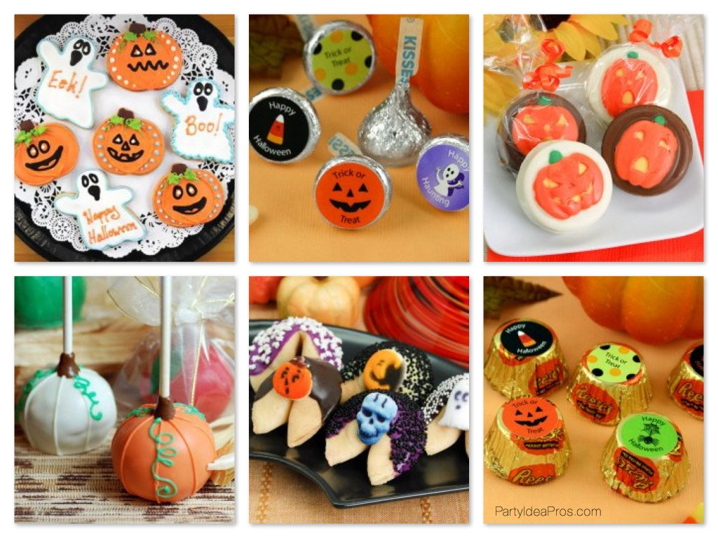Halloween Cookies & Treats