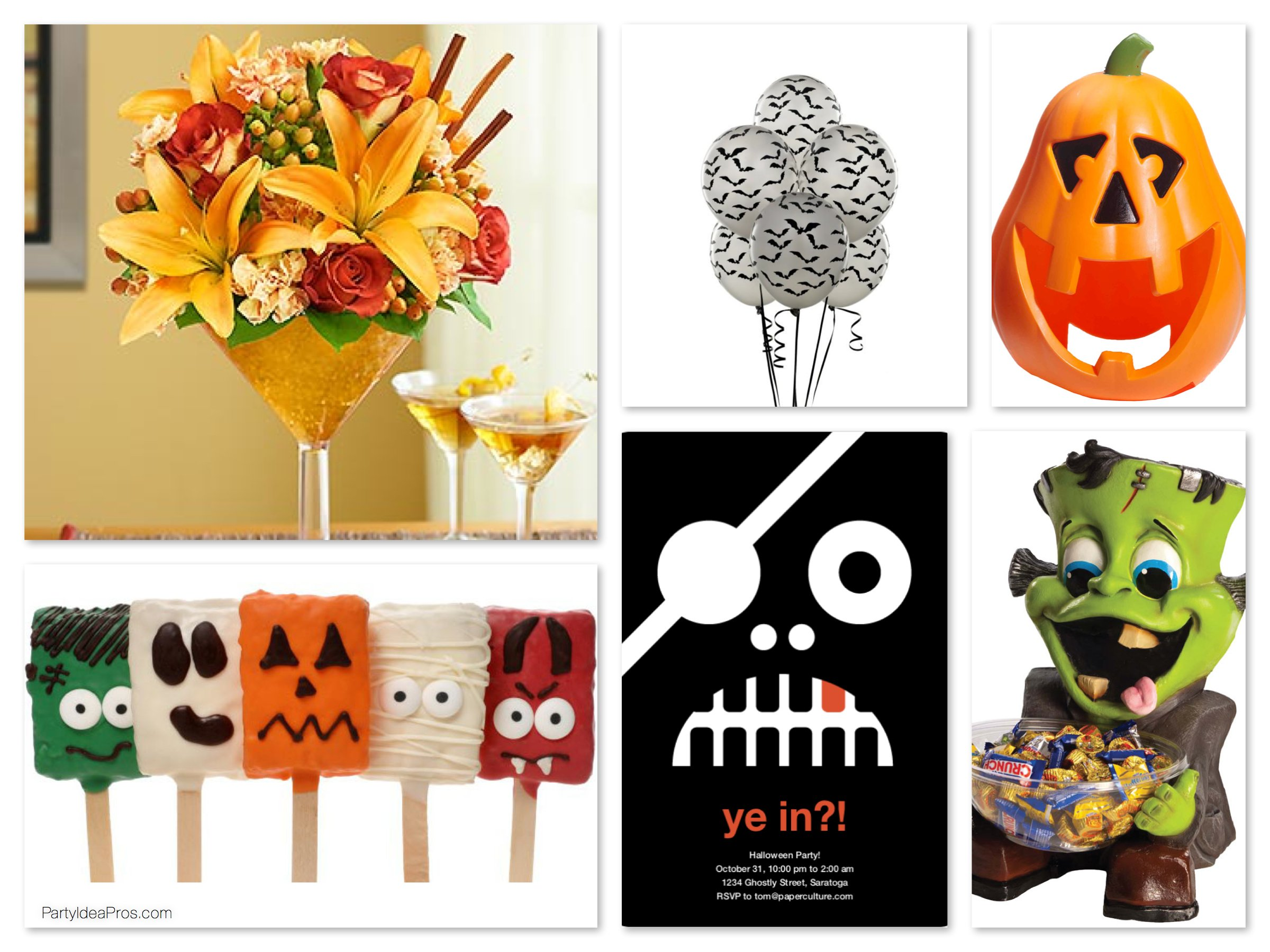 Halloween Decor Gifts Supplies & Games, Halloween Party Supplies