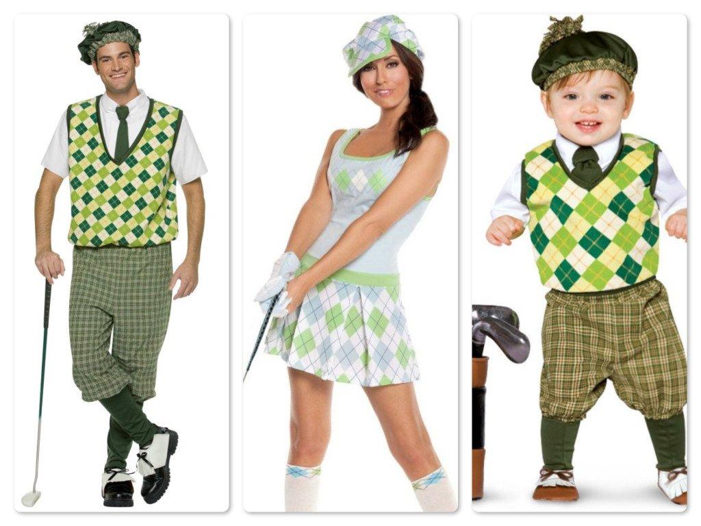 Golf Costumes
