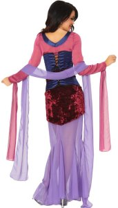Mulan Adult Costume
