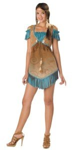 Native Sweetie Teen Costume