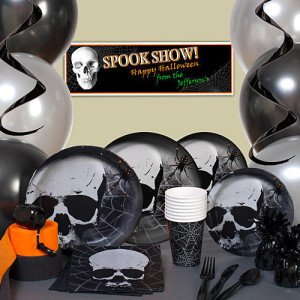 Skull Terror Party Supplies