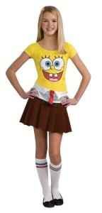 Sponge Bob Teen Costume