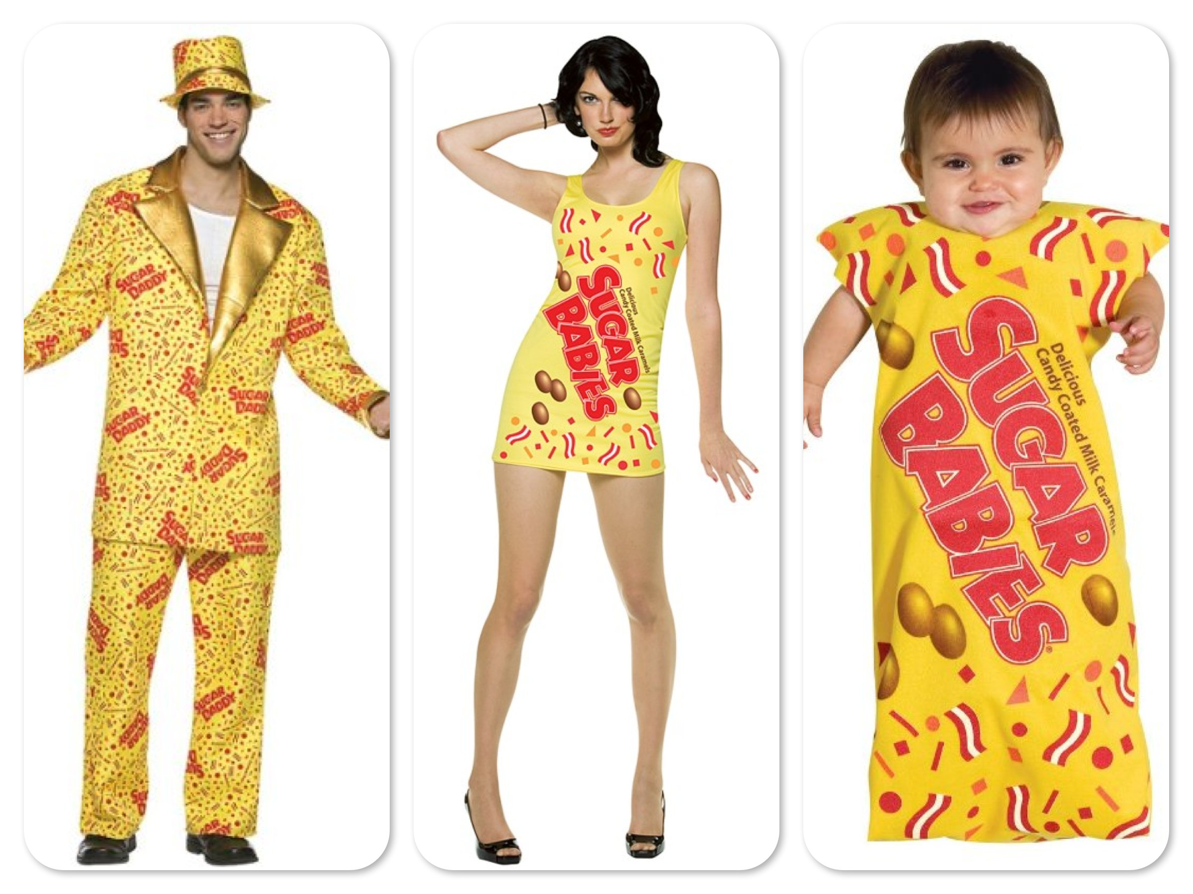 mommy daddy costumes